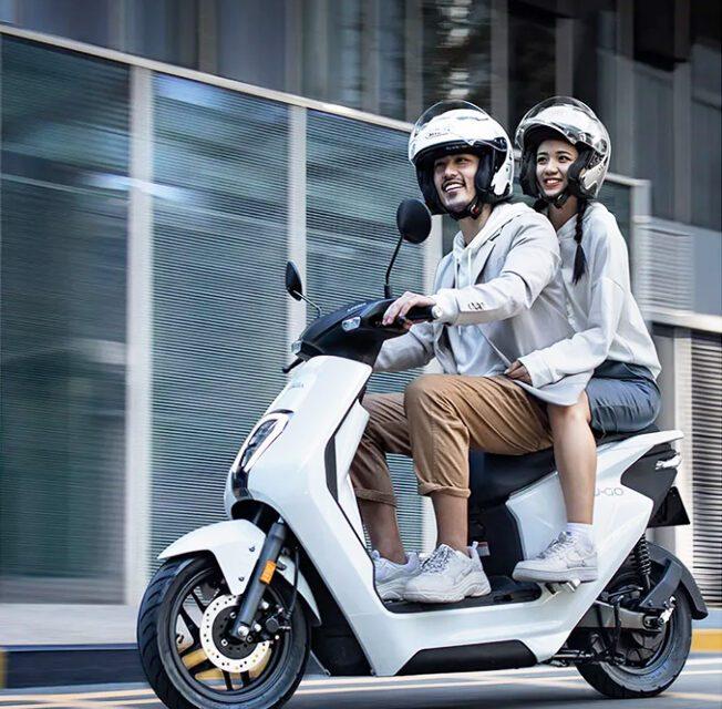 Nova moto elétrica U-GO da Honda é barata para o bolso do brasileiro