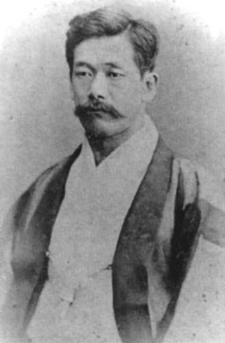 Mestre Jigoro Kano, aos 28 anos. Foto: Wikipedia